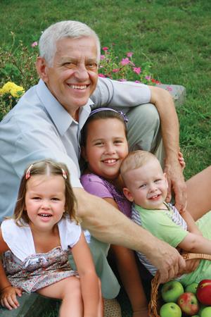 Коляда фото с внуками