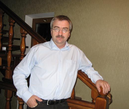 заместитель главного врача по хирургии Мозырской горбольницы Владимир Михайлович Хоха