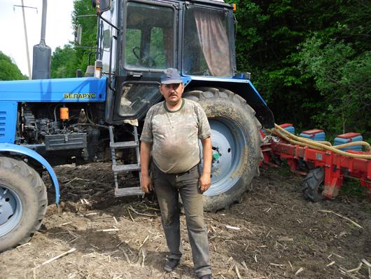 """Н.Н.Карпович: """"Если честно, своим детям такой профессии не пожелаю: слишком трудно. Но сам уже без работы в поле не могу…"""""""