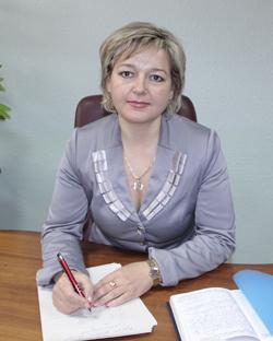 начальник отдела торговли и услуг Мозырского райисполкома Раиса Григорьевна Мартинович