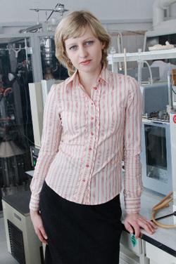 Олеся Степановна Чуманевич