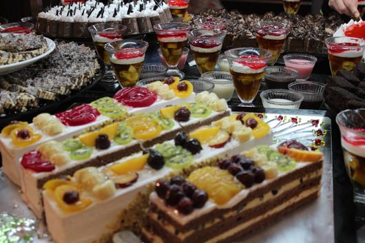 Фото тортов пирожных из турции