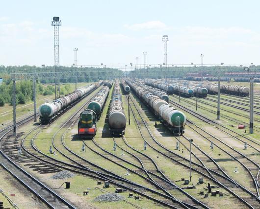 Станция Барбаров