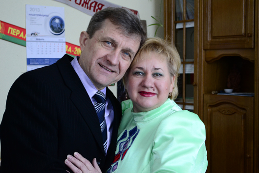 Николай и Зинаида ТУРОВЕЦ