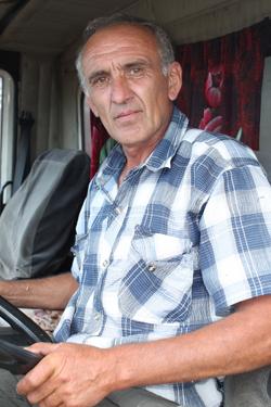 Водитель Анатолий Юлианович Мартинович.