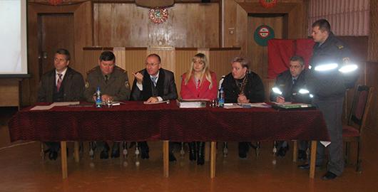Выездное заседание рабочей группы: м-н Железнодорожный г.Мозыря