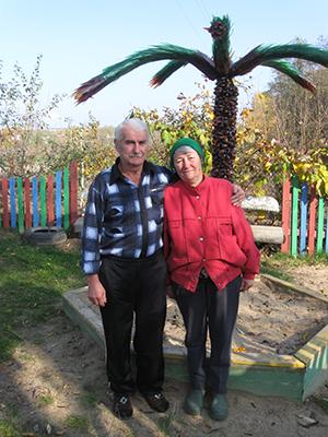 Виктор Владимирович и Татьяна Владимировна Черные
