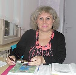 Анжелика Геннадьевна КОТКОВА