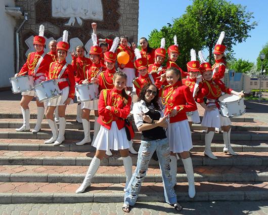 """танцевальная группа """"A.S.-dance"""" г.Мозырь"""