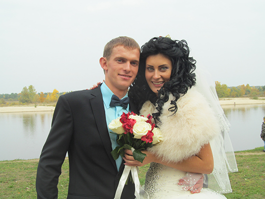 Андрей и Надежда.