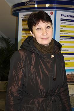 Любовь Николаевна Денисенко