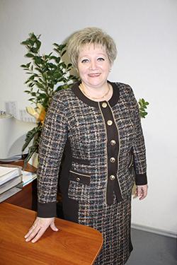 Татьяна Николаевна Самбук