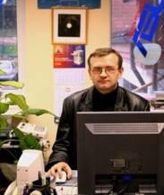 Александр Барановский —  программист.