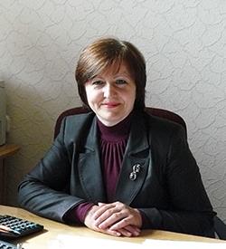 Елена Антоновна КАЛЕНИК, начальник финансового отдела Мозырского райисполкома