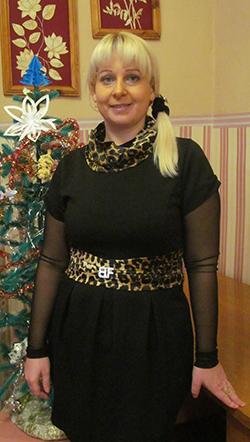 Алина Викторовна Циблиенко