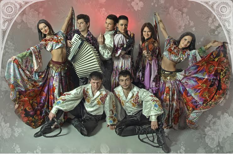 "цыганский театр ""Gypsy Band"""