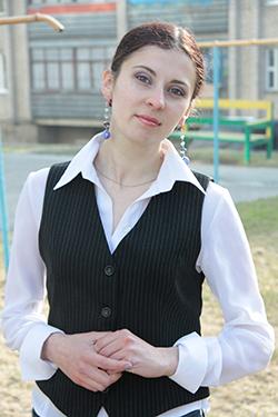 Мельченко Лена
