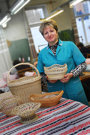 Нина Ивановна Бурлаченко