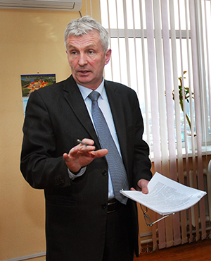 П.В.Хамутовский