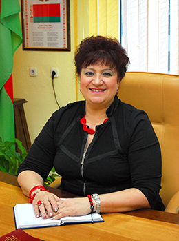 Любовь Степановна КЛЕПЧУКОВА