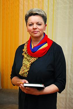 Ларыса Аляксееўна ПАПКОВА