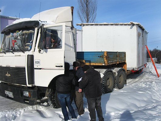 рейд Транспортной инспекции Мозыря (проверка водителей такси)