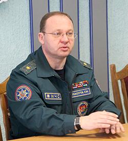 Геннадий Федорович ЛАСУТА