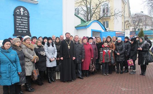 Экскурсии в Свято-Михайловский кафедральный собор