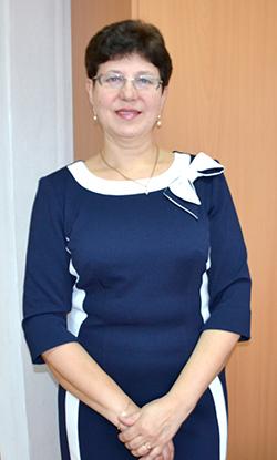 Людмила Викторовна Висловух