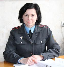 Светлана Лось