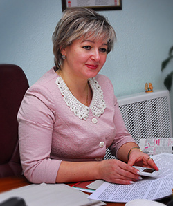 Раиса Григорьевна МАРТИНОВИЧ