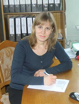 Татьяна Кузьменко