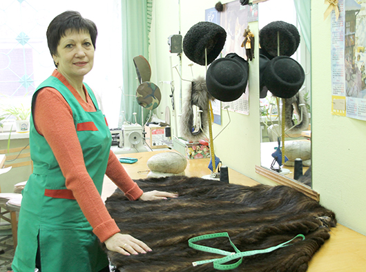 Жанна Александровна Щербинская