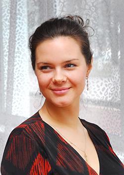 Валентина Росликова