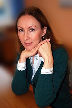 Лариса Голик