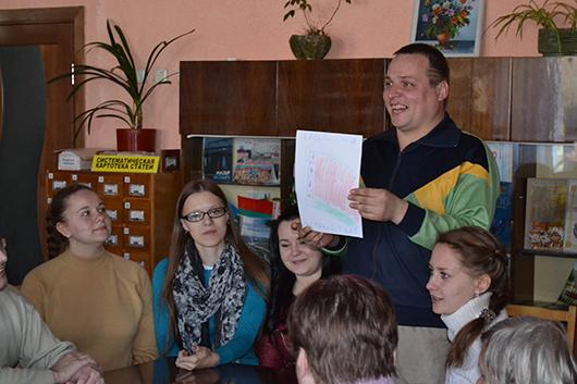 студенты-волонтеры МГПУ им.И.П.Шамякина