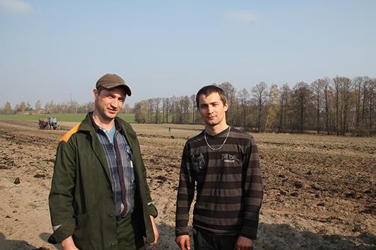 Николай Белоцкий и Владимир Борисов