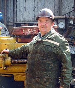 Степан Федорович Домасевич