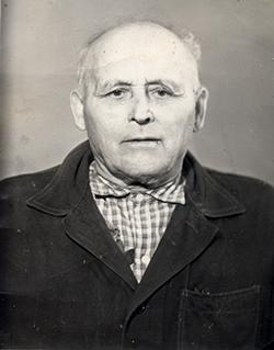 Основоположник трудовой династии Иван Михайлович Жильский.