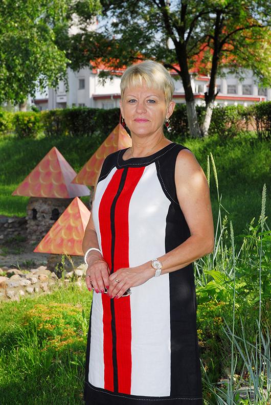 Елена Прибыщук