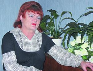 Валентина Никитина