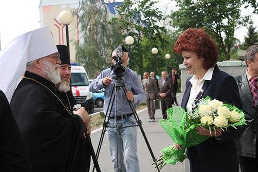 Визит в Мозырь Митрополита Минского и Слуцкого, Патриаршего Экзарха всея Беларуси Павла
