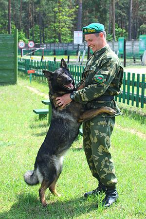 Сергей Тациенко и Кася
