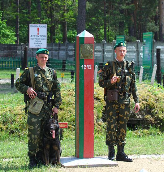 """отдел пограничной службы """"Прудок"""" Гомельской пограничной группы"""