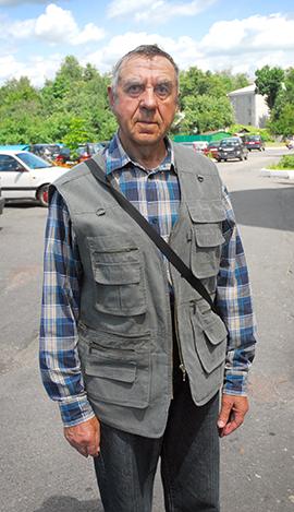 Николай Харлан