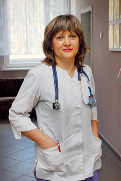 Тамара Радовня