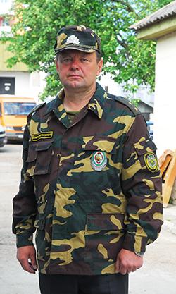 Владимир Федорович ЛОГИМАХОВ