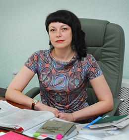 Елена Григорьевна СУДИБОР.