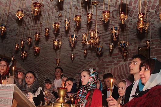 экскурсия в Свято-Михайловский кафедральный собор
