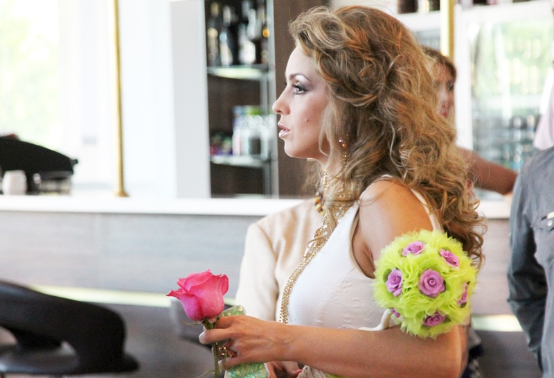 презентация клипа белорусской певицы Жанет на песню «You will be here»